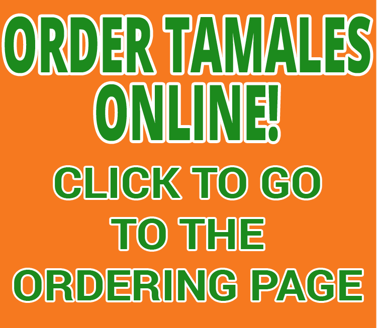 Order Tamales Online at El Cruz Ranch
